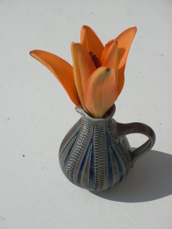 Blütenknospe (Ersatzbild vom Juli/August)
