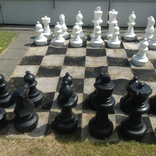 Schach aber nicht matt