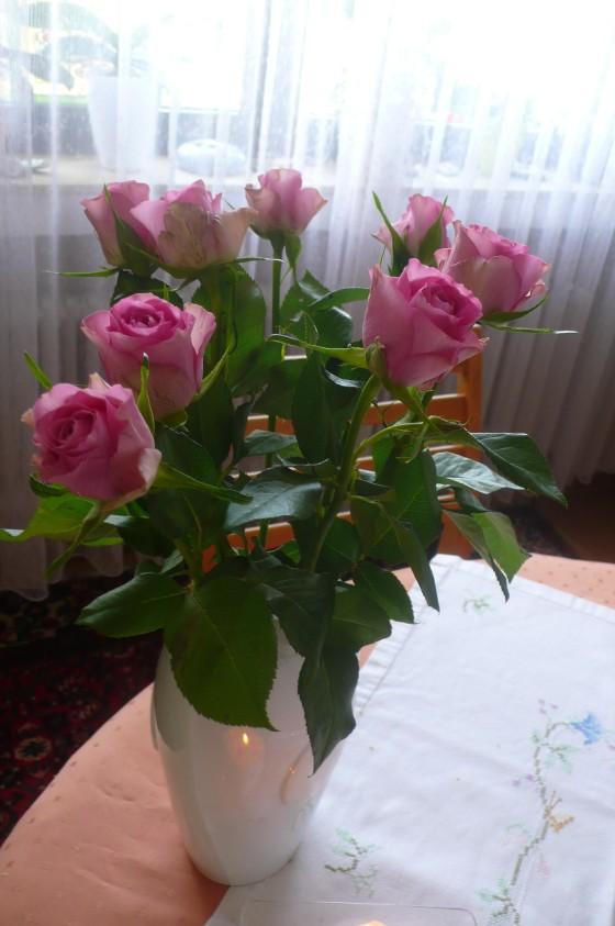 Rosen von gestern